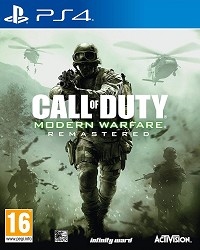 Call of Duty: Modern Warfare Remastered Edition uncut (PS4)