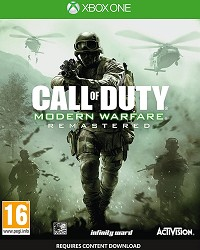 Call of Duty: Modern Warfare Remastered Edition uncut (Xbox One)