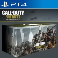 Call of Duty: WWII Valor Collection + Spiel  [EU uncut] (PS4)