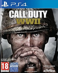 Call of Duty: WWII AT Edition - Cover beschädigt (PS4)