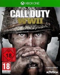 Call of Duty: WWII AT/USK (Xbox One)