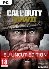 Call of Duty: WWII EU Symbolik/Gore Edition uncut (PC Download)
