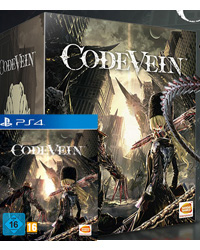 Code Vein Limited Collectors Edition uncut (CH Import) (PS4)
