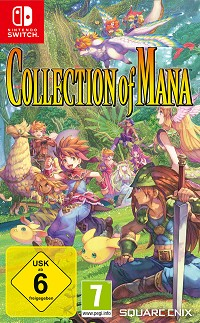Collection of Mana Limited Edition (Nintendo Switch)