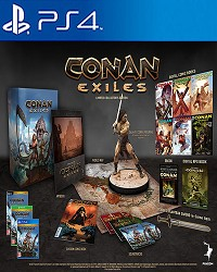 Conan Exiles Collectors Edition uncut (PS4)