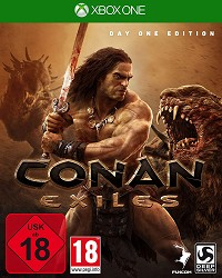 Conan Exiles Day 1 Edition uncut (Xbox One)