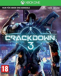 Crackdown 3 Bonus Edition uncut (Xbox One)