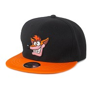 Crash Bandicoot Classic Crash Snapback (Merchandise)