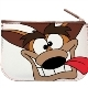 Crash Bandicot Brieftasche (weiß) (Merchandise)