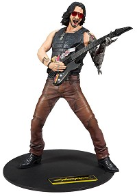 Cyberpunk 2077 Actionfigur Johnny für Merchandise