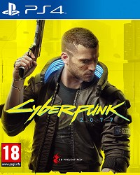 Cyberpunk 2077 Limited Edition uncut (PS4)