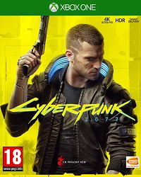 Cyberpunk 2077 Limited Edition uncut (Xbox One)