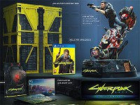 Cyberpunk 2077 Collectors Edition uncut (CH Import) (PS4)