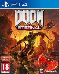 DOOM Eternal EU uncut (PS4)