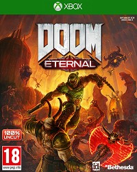 DOOM Eternal Bonus Edition uncut (Xbox One)