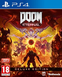 DOOM Eternal Deluxe Bonus Edition uncut (PS4)