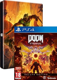 DOOM Eternal für Merchandise, PC, PS4, X1