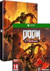DOOM Eternal Steelbook Bonus Edition uncut (Xbox One)