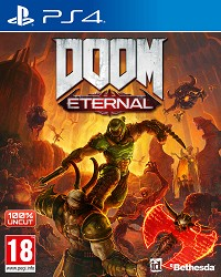 DOOM Eternal uncut (PS4)