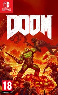 DOOM EU uncut (Nintendo Switch)