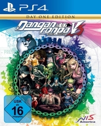 Danganronpa V3: Killing Harmony Day 1 Edition (PS4)