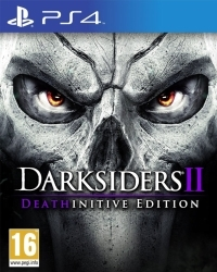 Darksiders 2: Deathinitive Edition uncut (PS4)