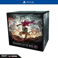 Darksiders 3 Collectors Edition uncut (PS4)
