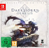 Darksiders Genesis Collectors Edition uncut (Nintendo Switch)
