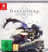 Darksiders Genesis Nephilim Edition uncut (Nintendo Switch)