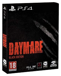 Daymare 1998 Black Bonus Edition uncut (PS4)
