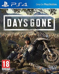 Days Gone AT uncut (PS4)