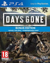 Days Gone Bonus uncut Edition + Crossbow + Verbesserungspaket (PS4)