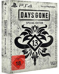 Days Gone Special Edition uncut inkl. Boni USK (PS4)