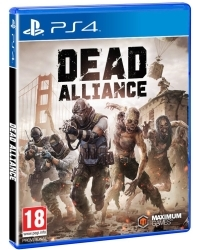 Dead Alliance uncut (PS4)