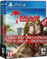 Dead Island Definitive AT uncut 2 Blu Ray Disc  Collection (PS4)