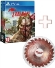 Dead Island [Definitive AT uncut 2 Blu Ray Disc Collection] + 4 Boni inkl. Neopren! Frisbee