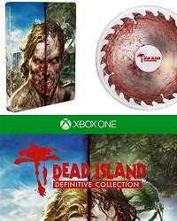 Dead Island Definitive Steelbook uncut  Blu Ray Disc Collection + 4 Boni inkl. Neopren! Frisbeee (Xbox One)