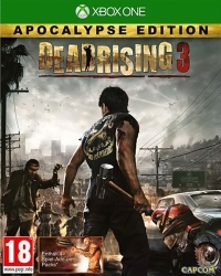 Dead Rising 3 Apocalypse Edition uncut - Cover beschädigt (Xbox One)