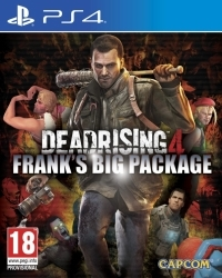 Dead Rising 4 Franks Big Package EU uncut Edition - Cover beschädigt (PS4)