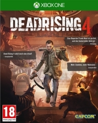 Dead Rising 4 uncut - Cover beschädigt (Xbox One)