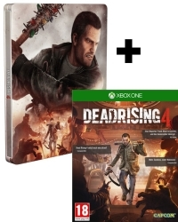 Dead Rising 4 Steelbook AT uncut Pro Edition inkl. 2 Bonus DLCs (Xbox One)