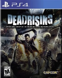 Dead Rising HD Gore uncut (PS4)