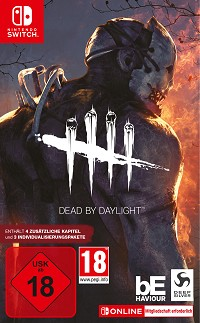 Dead by Daylight Definitive Edition uncut (Nintendo Switch)