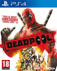 Deadpool uncut (PS4)