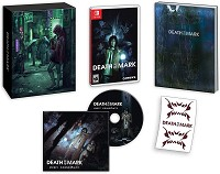 Death Mark Limited Edition US uncut (Nintendo Switch)