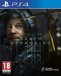 Death Stranding EU PEGI Bonus Edition uncut (PS4)