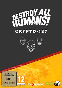 Destroy All Humans! Crypto-137 Collectors Edition (PC)