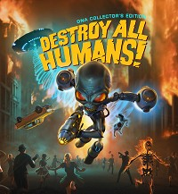 Destroy All Humans! DNA Collectors Edition (PS4)