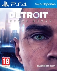 Detroit: Become Human AT uncut (PS4)