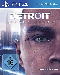 Detroit: Become Human USK (PS4)